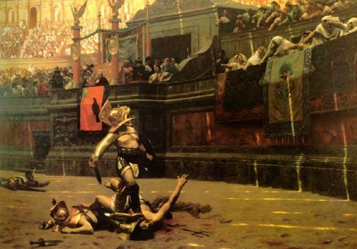 Gladiators in Roam