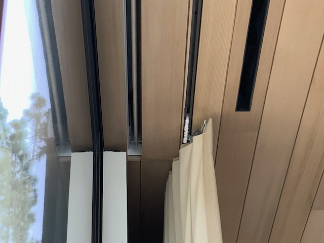 automated shade and drape by Bay Shades